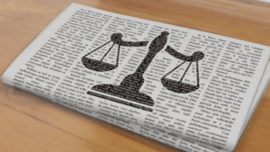 Legal news in Ukraine: Chairman of Constitutional Court was reinstated, reduction of justice departments in regions, Ministry of Justice announced new standards in rulemaking and changes in notaries, bills on production of amber were registered