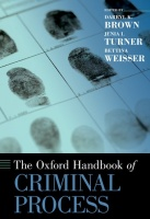 The Oxford Handbook of Criminal Process