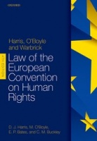 Law of the European Convention on Human Rights